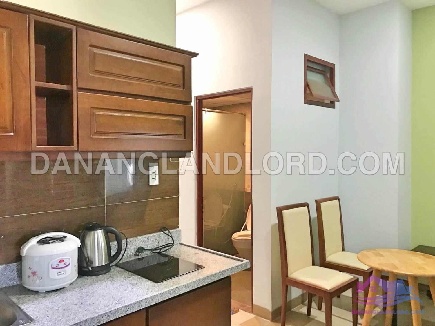 Apartment 2 bedrooms near Pham Van Dong beach – 2129