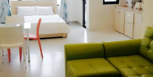 Beautiful Studio Apartment 42 sqm in An Thuong Area – 1132