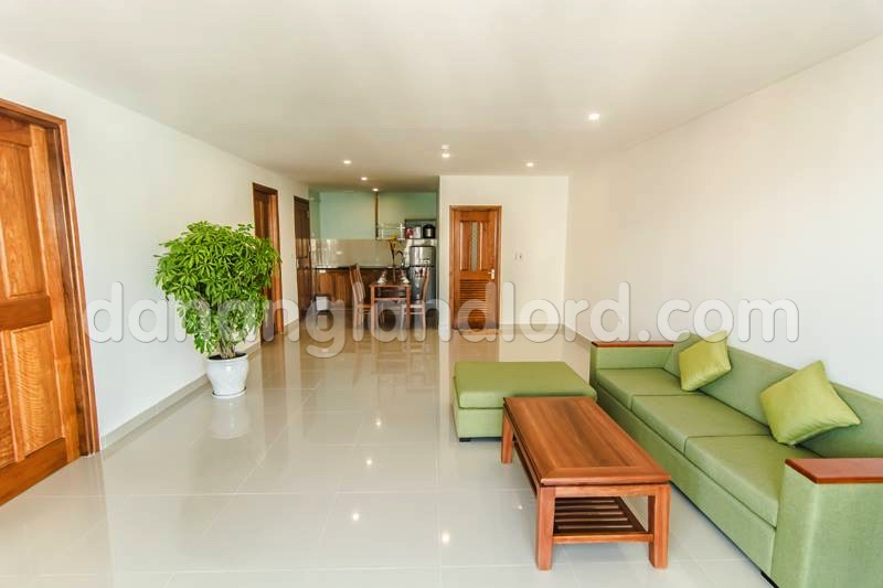 Sea view Apartment with 2 bedrooms in An Thuong Area