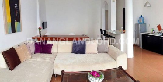 The Two Bedroom Airy Apartment With Han River View In An Thuong Area.