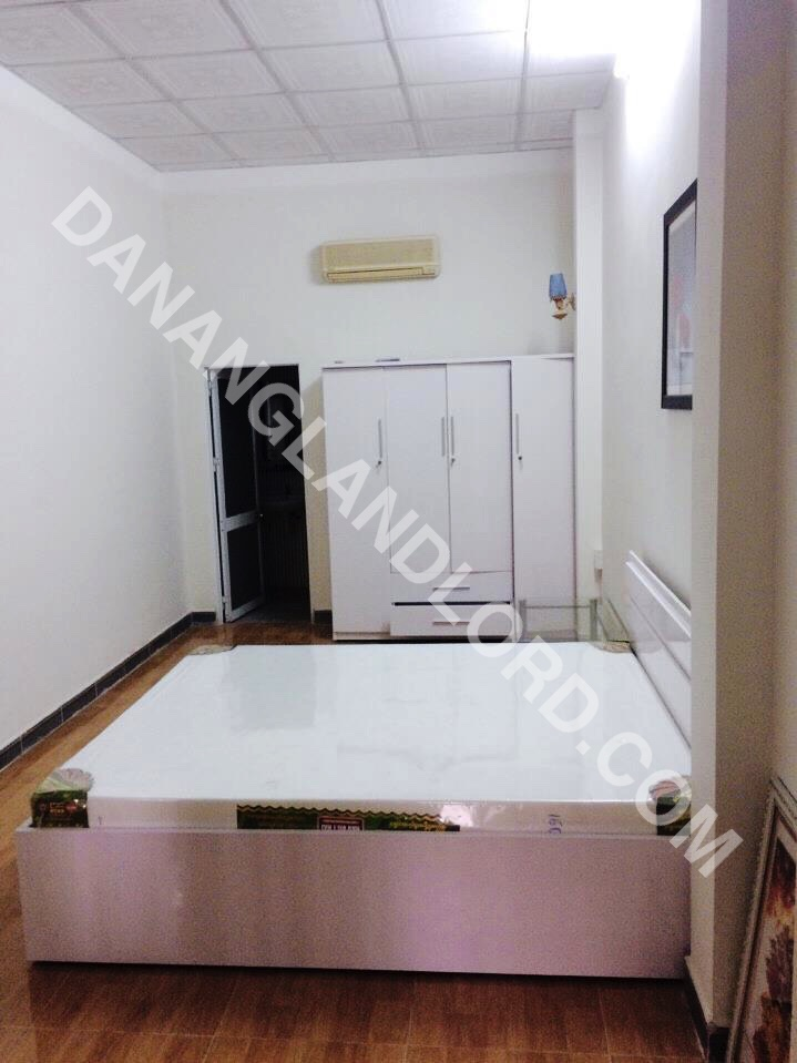The full furnished house, 3 bedroom for rent in Son Tra district