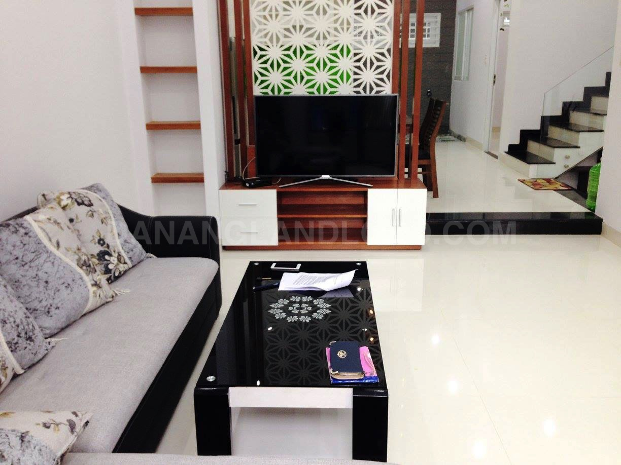 Brand-new house in An Thuong, bright, spacious and modern.