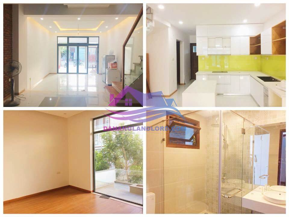 New house with 3 bedrooms in Nam Viet A area near Tuyen Son Bridge – KBXR