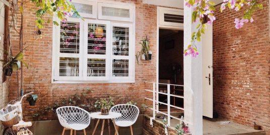 Garden house for rent near the Pham Van Dong beach – B235