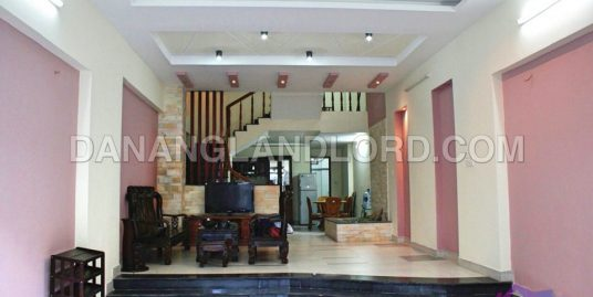 4 bedrooms house for rent near Bac My An market – 1078