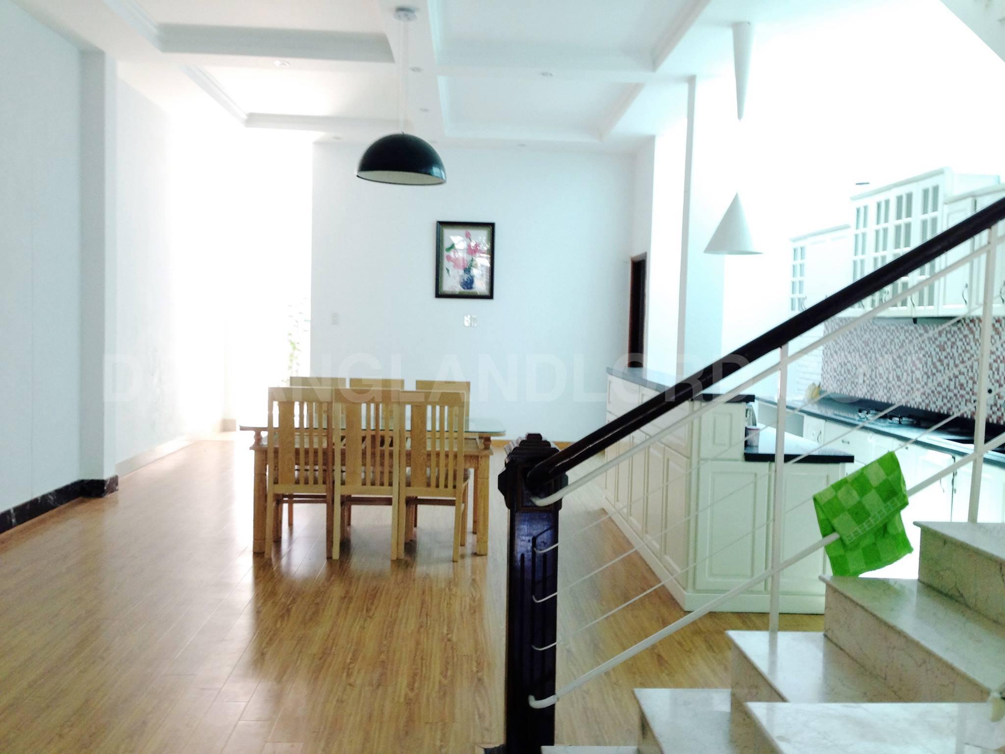 4 Bedroom Villa Style House Near Ho Xuan Huong Street
