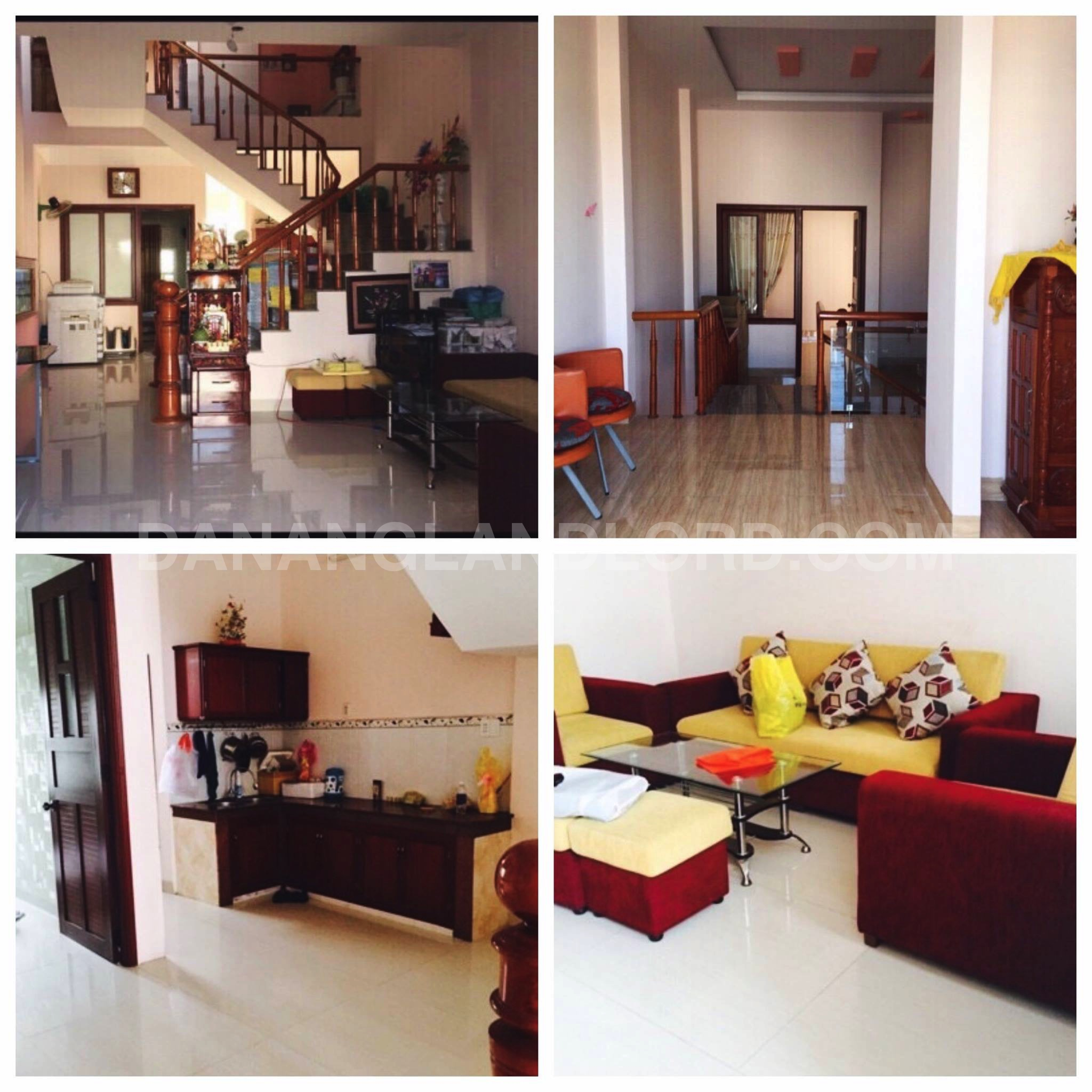 House for rent with 2 bedrooms, fully furniture, near Dragon Bridge