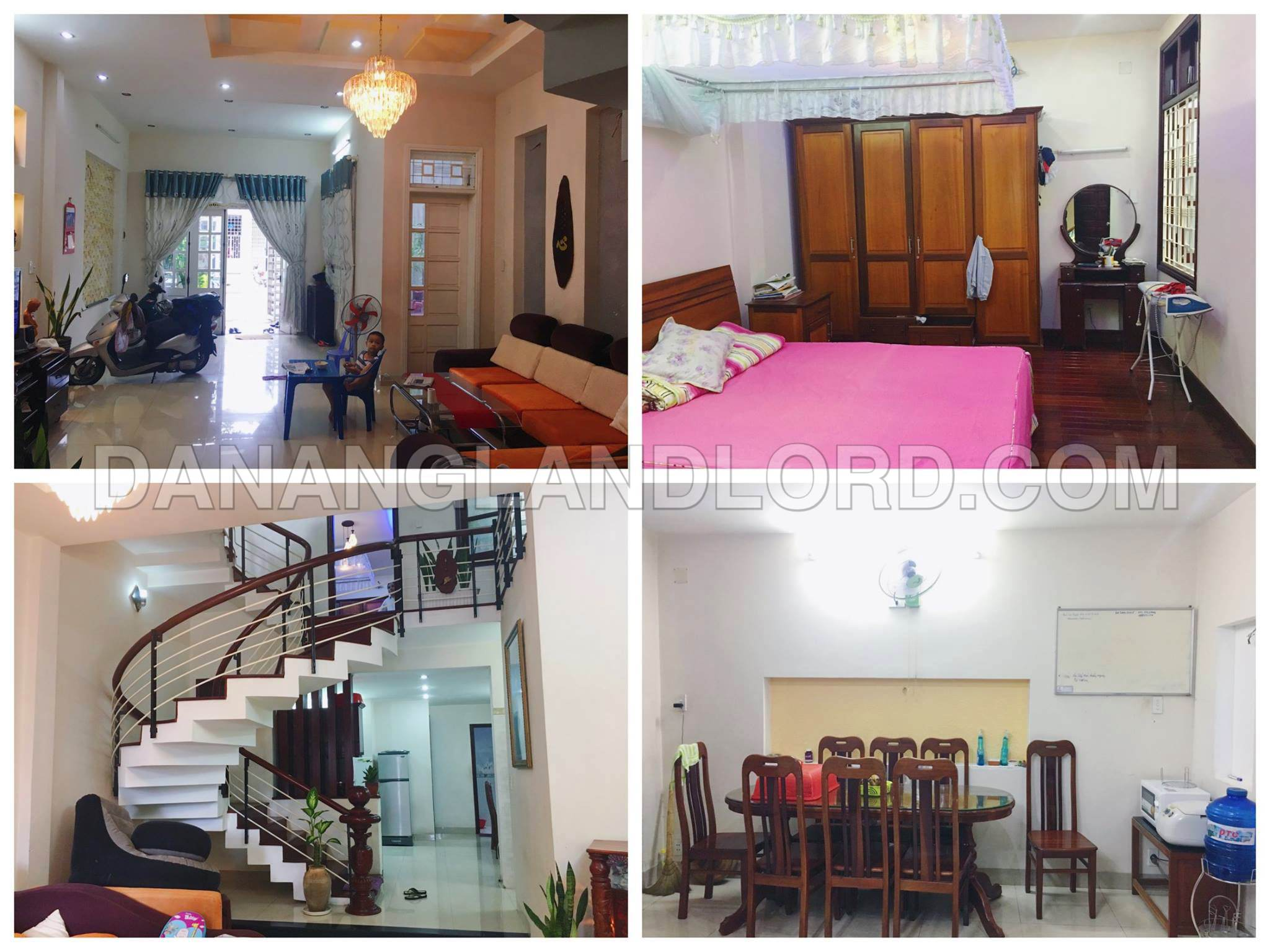 The beautiful house with 4 bedrooms close to Pullman resort