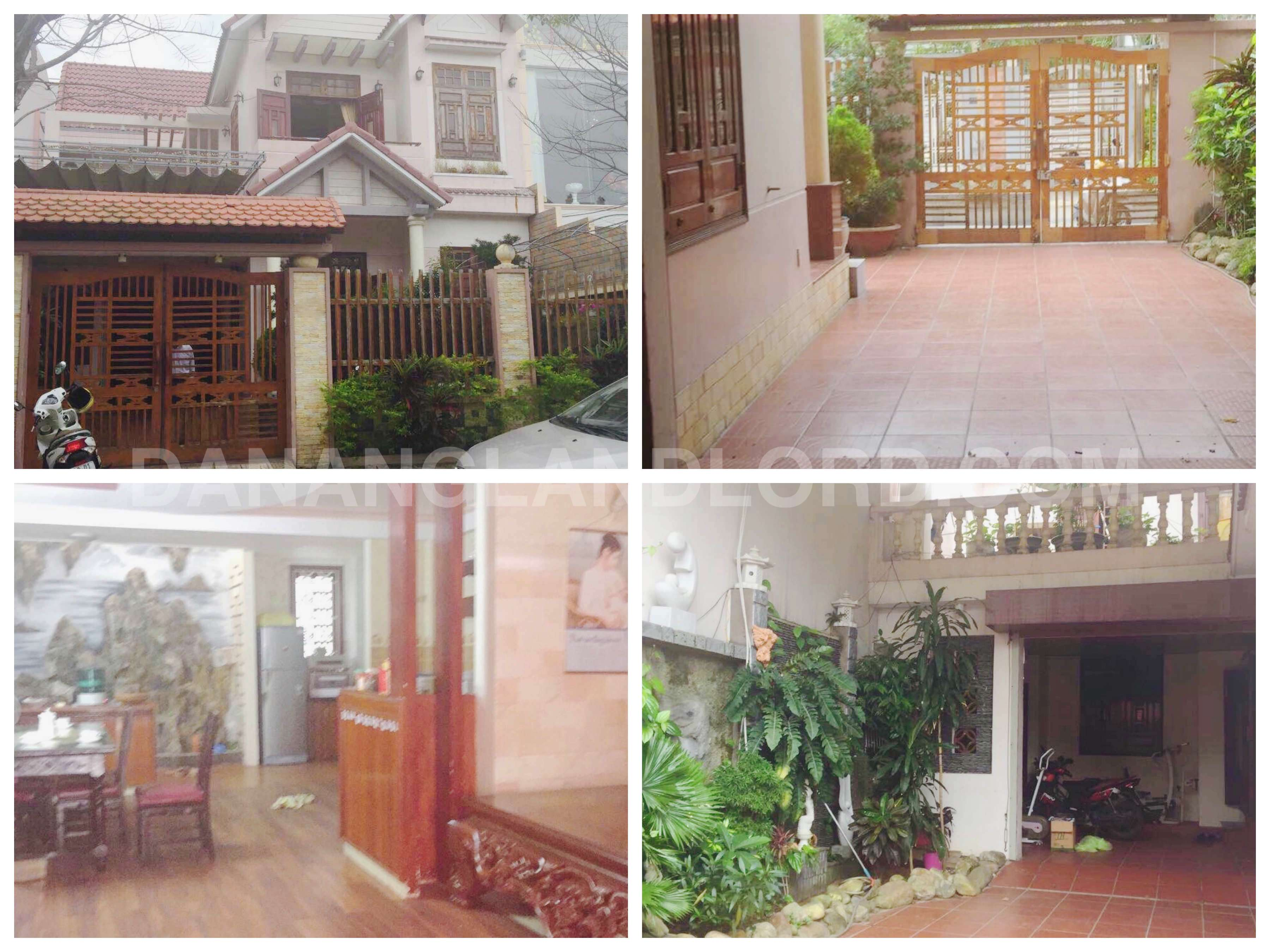 The villa with three bedrooms in Nam Viet A area – R42S