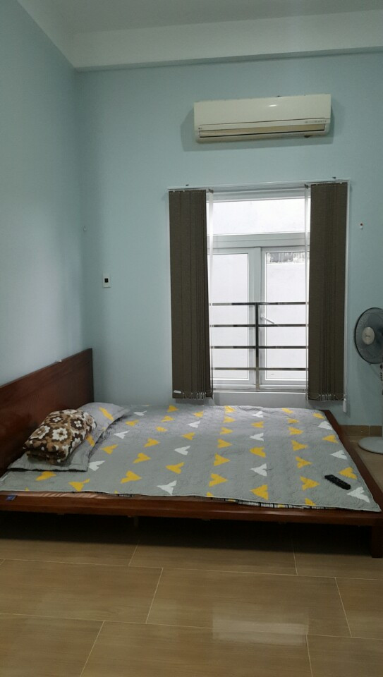 A studio apartment cheap price near Pham Van Dong Beach