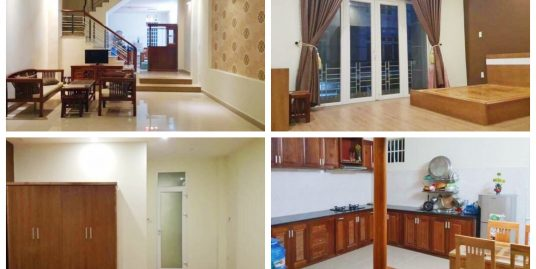 House with 4 bedrooms near Le Quang Dao street – B102