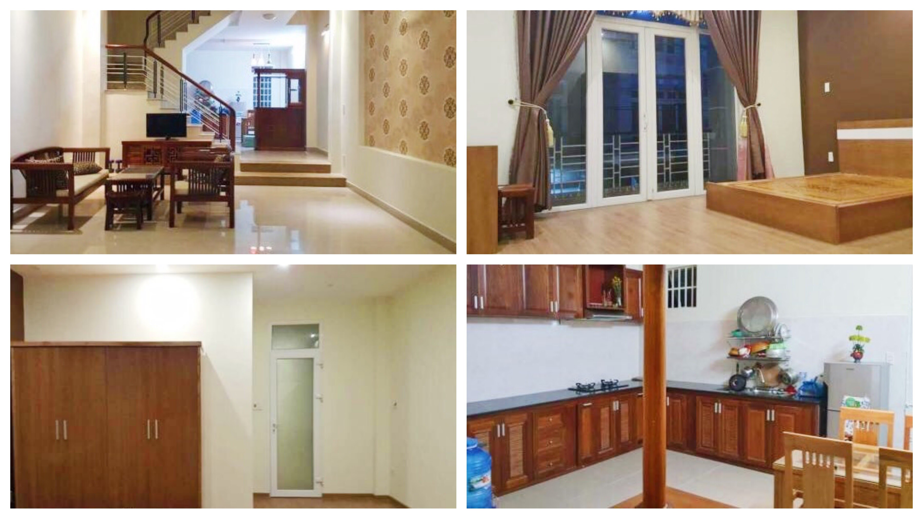 House with 4 bedrooms near Le Quang Dao street – 1210