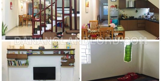 The three bedroom house with a view to the park in An Thuong area