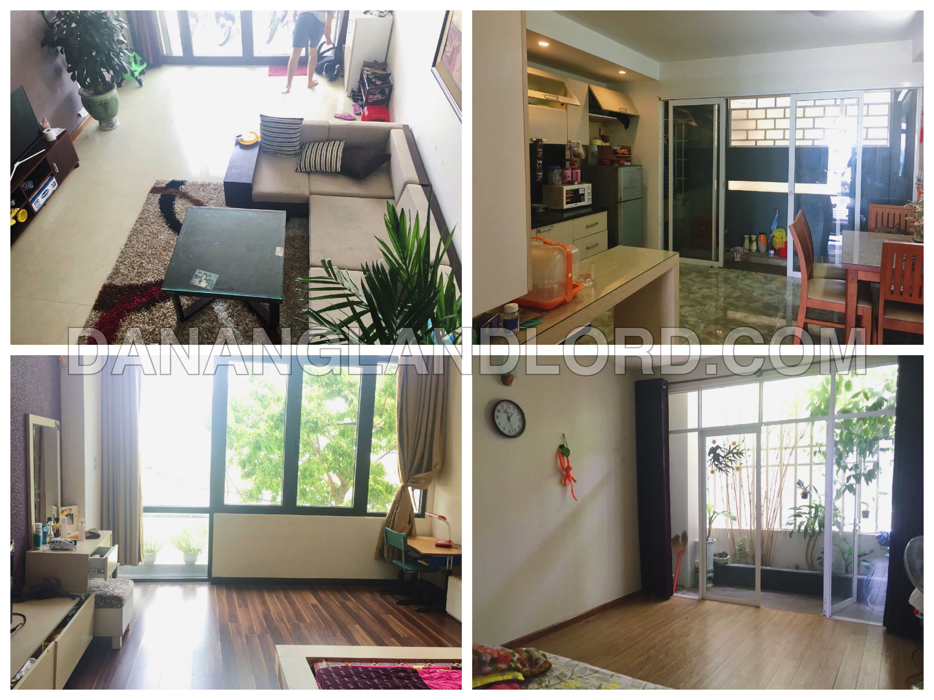 The beautiful house with 3 bedrooms in Hai Chau district