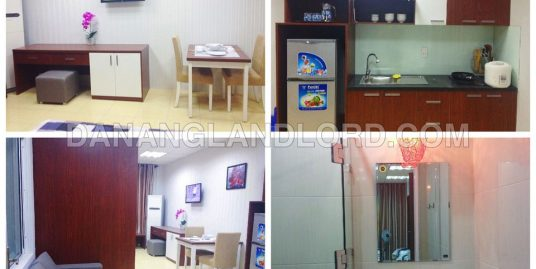 Nice studio apartment, 45sqm in the central of Da Nang city – A302