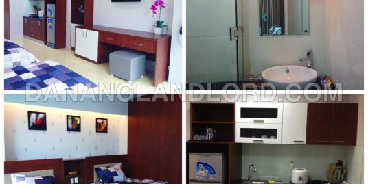 Lovely studio apartment, 45sqm in the central of Da Nang city – A301