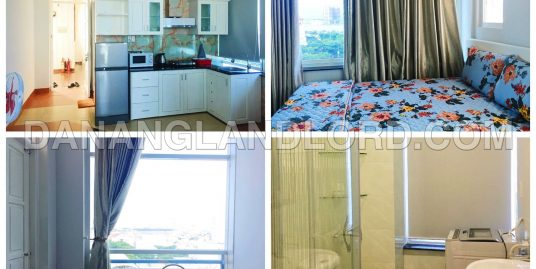 The luxury studio apartment in Hai Chau district