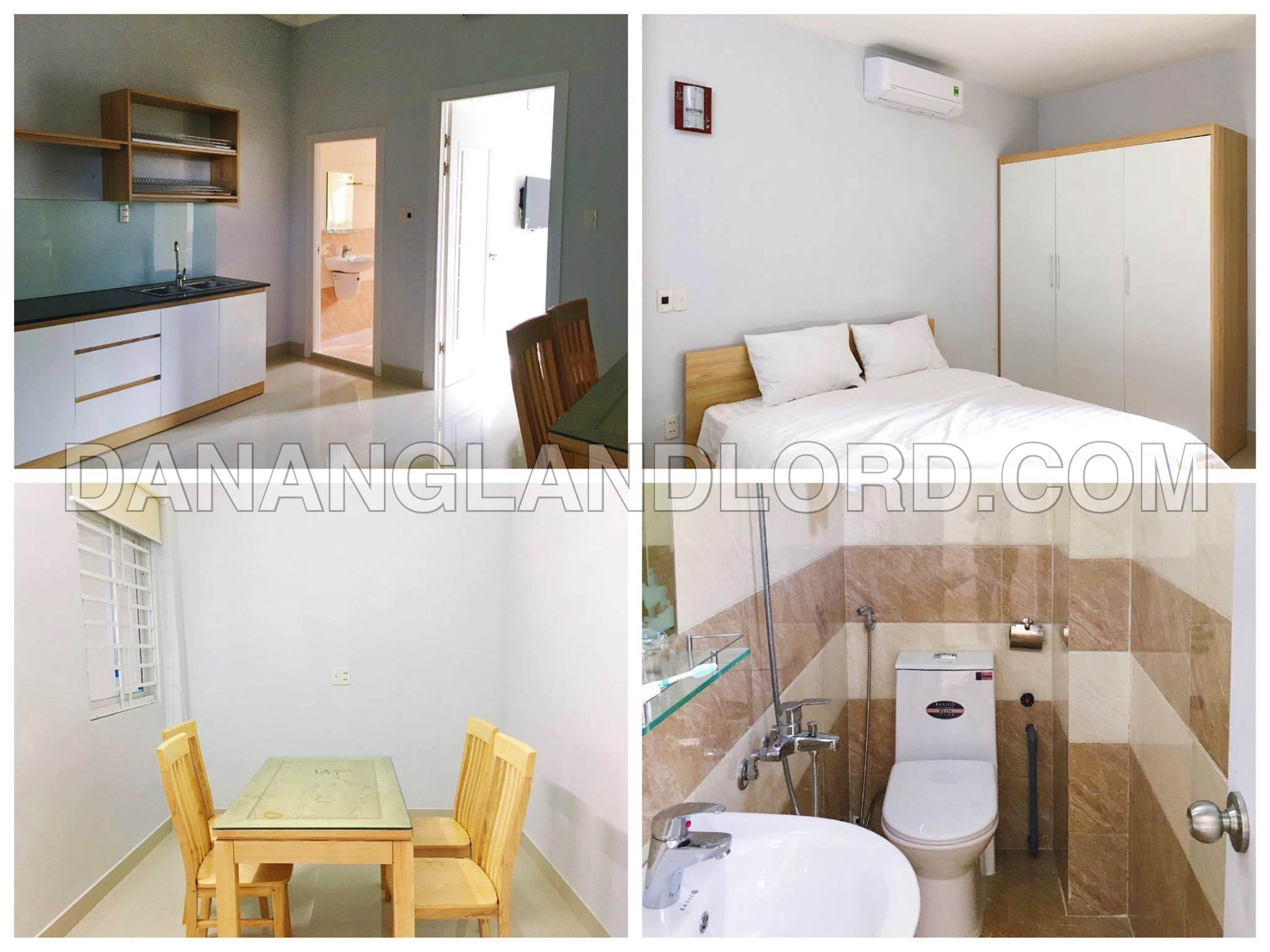one bedroom apartment, 42 sqm in My An – S90H