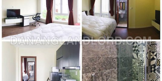 Modern 2 bedroom apartment in An Thuong area – A139