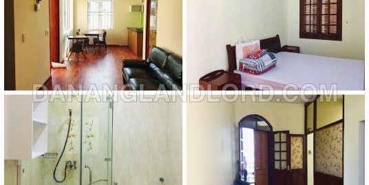 French style 1 bedroom apartment near My Khe beach – DTP1