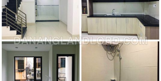 The new house with 4 bedrooms in Hai Chau district
