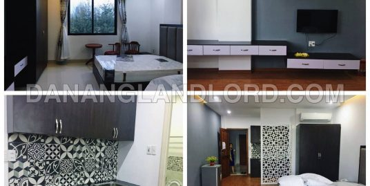 Lovely studio apartment with 1 bedroom close to Pham Van Dong street