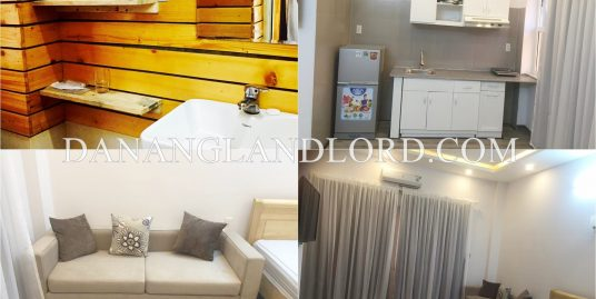 A Cozy Studio Apartment Close To The Park In An Thuong Area – SRRN