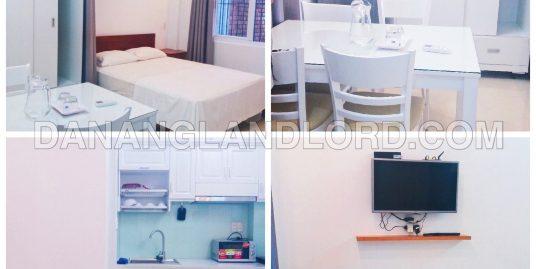 Studio apartment in An Thuong area – HALF