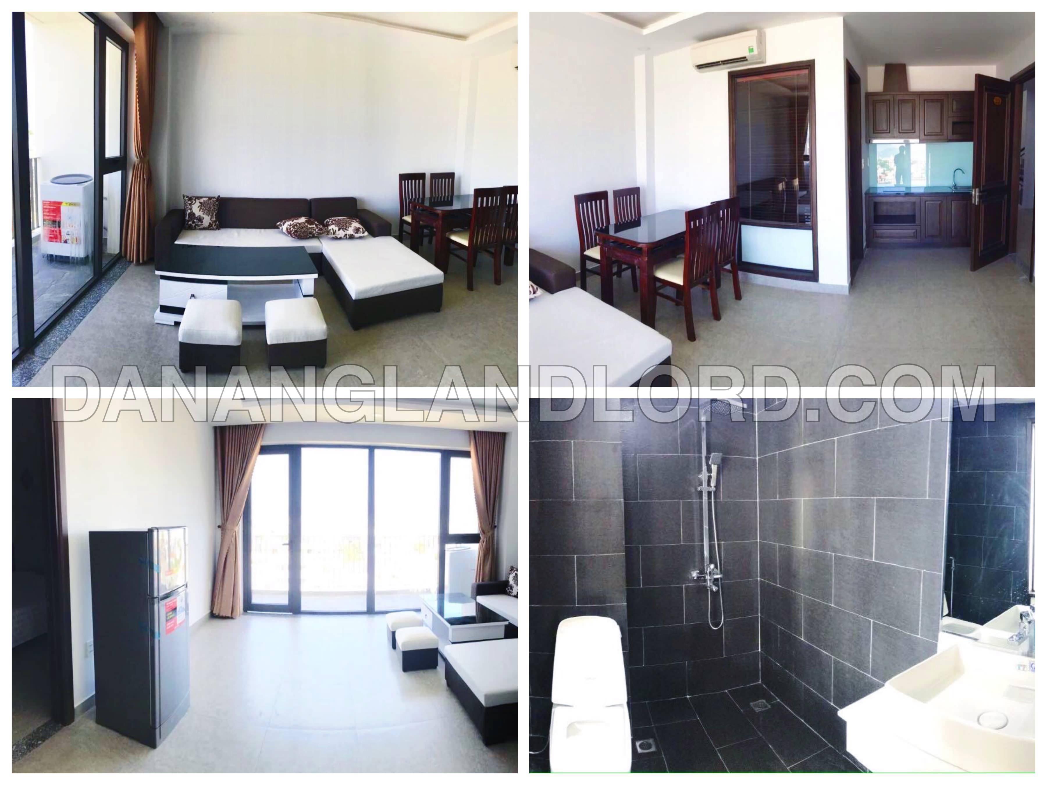 One bedroom apartment, balcony near My Khe beach – Y3G8
