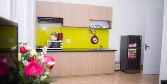 Two-bedroom apartment with nice furnitures in An Thuong area – 1154