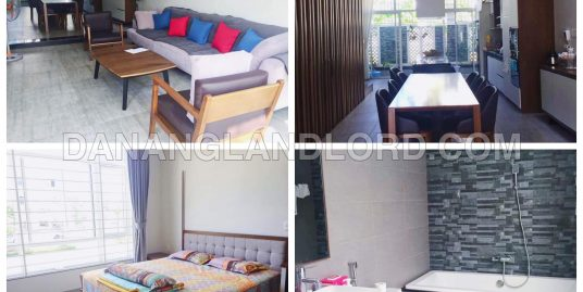 3 bedroom villa for rent in Euro Village Da Nang – B204