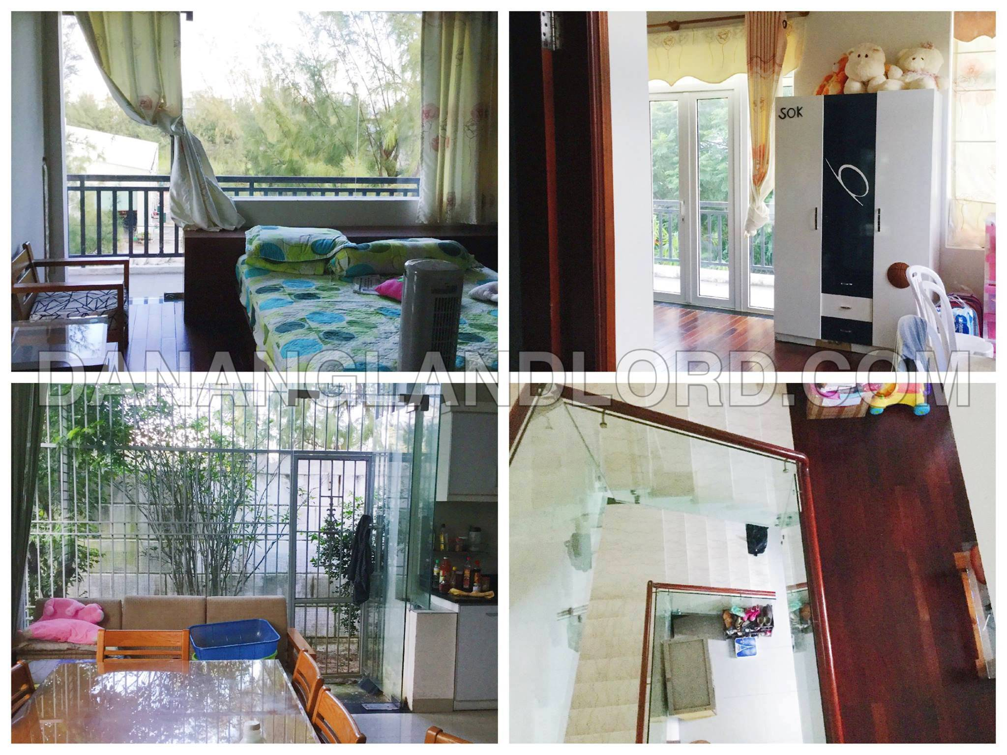 Modern and luxury villa with three bedrooms close to Vincom center