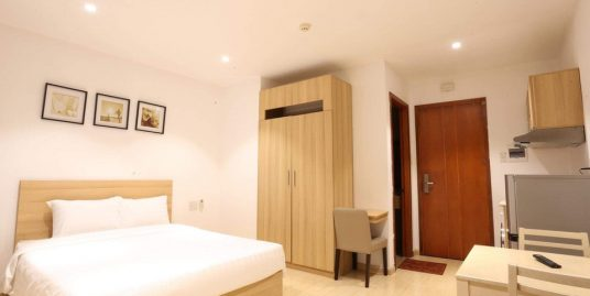 A lovely studio apartment close to Nguyen Van Linh street – A352