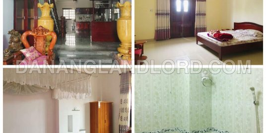 The 4 bedroom house in An Thuong area – 5DQM