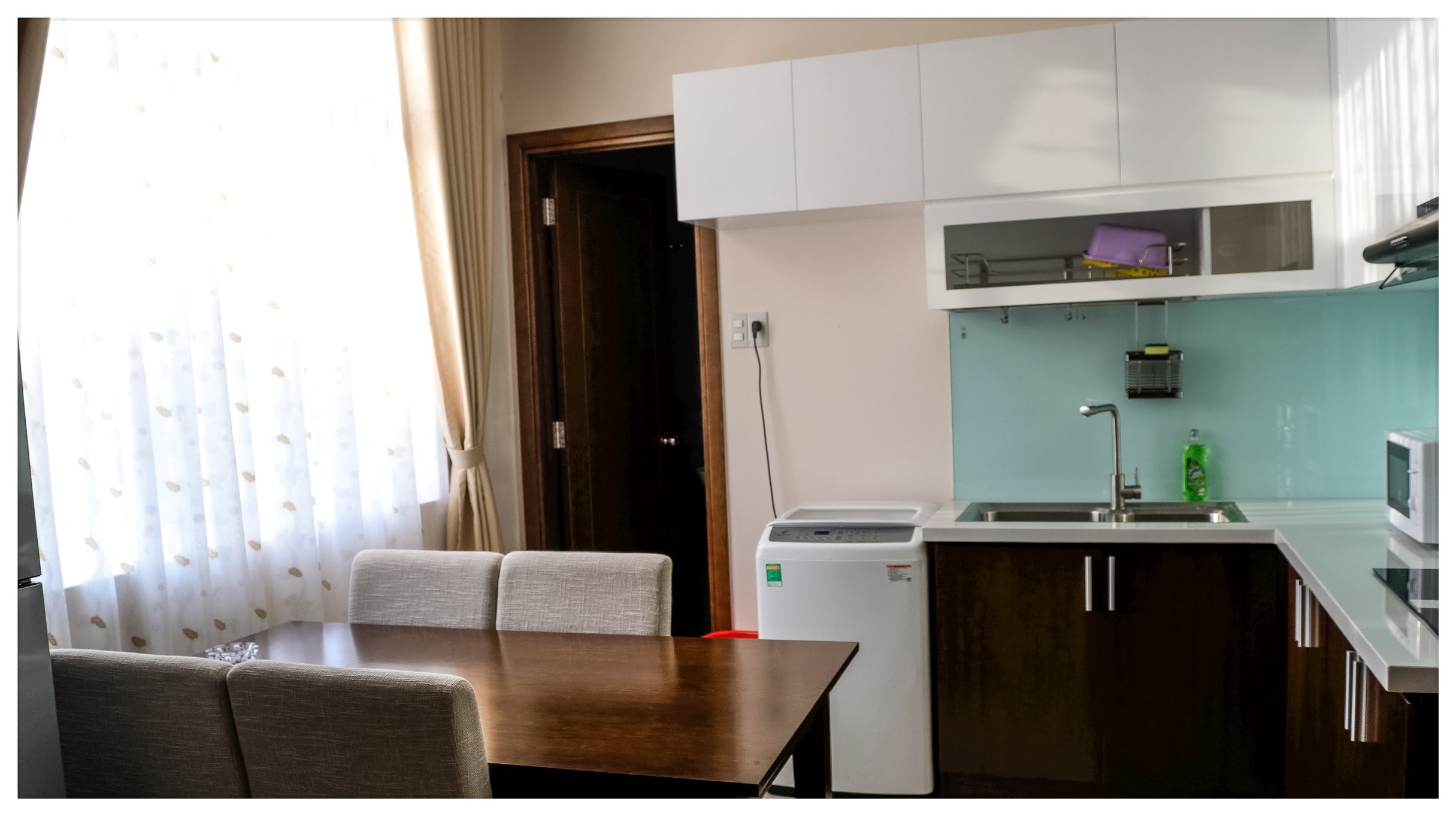 Two-bedroom apartment in My An area – DNA1