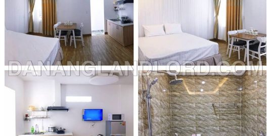 Modern studio apartment close to My Khe beach – A227