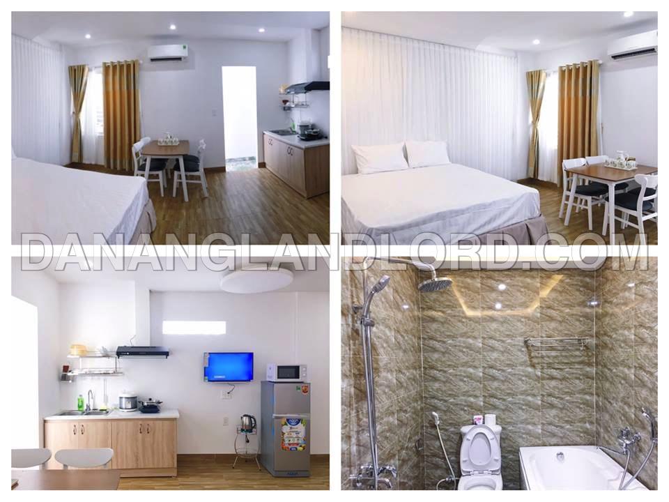 Modern studio apartment close to My Khe beach – A227