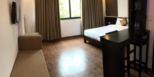 Studio apartment for rent in An Thuong area