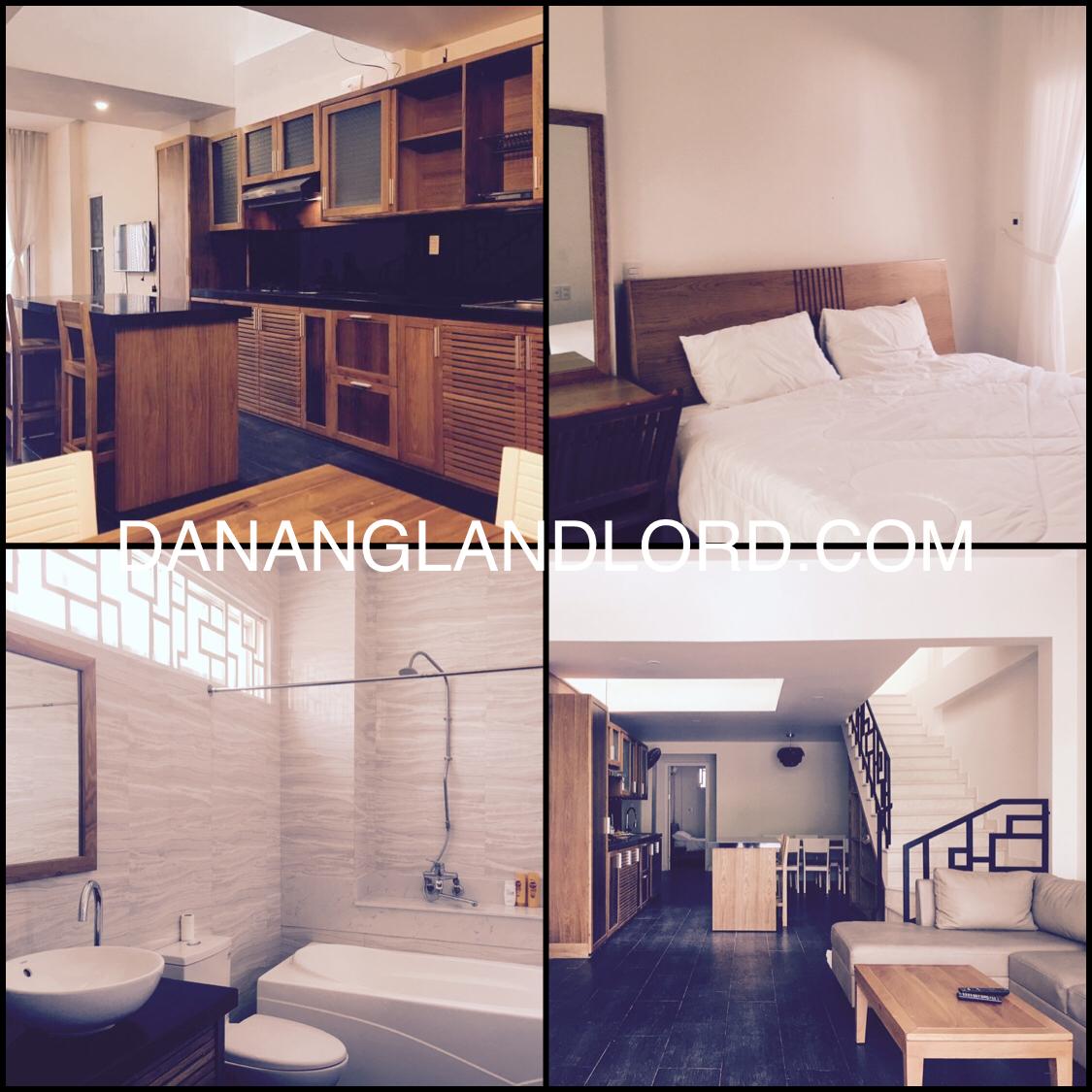 4  bedroom house close to Ho Nghinh street