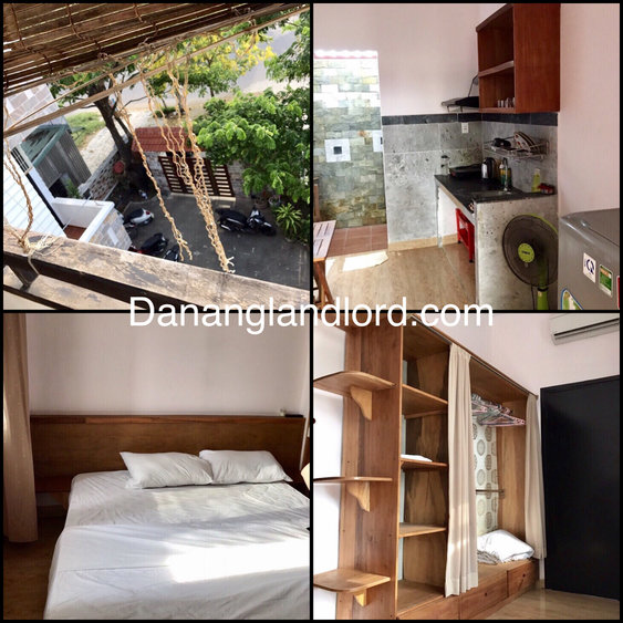 One bedroom apartment close to Ho Nghinh street