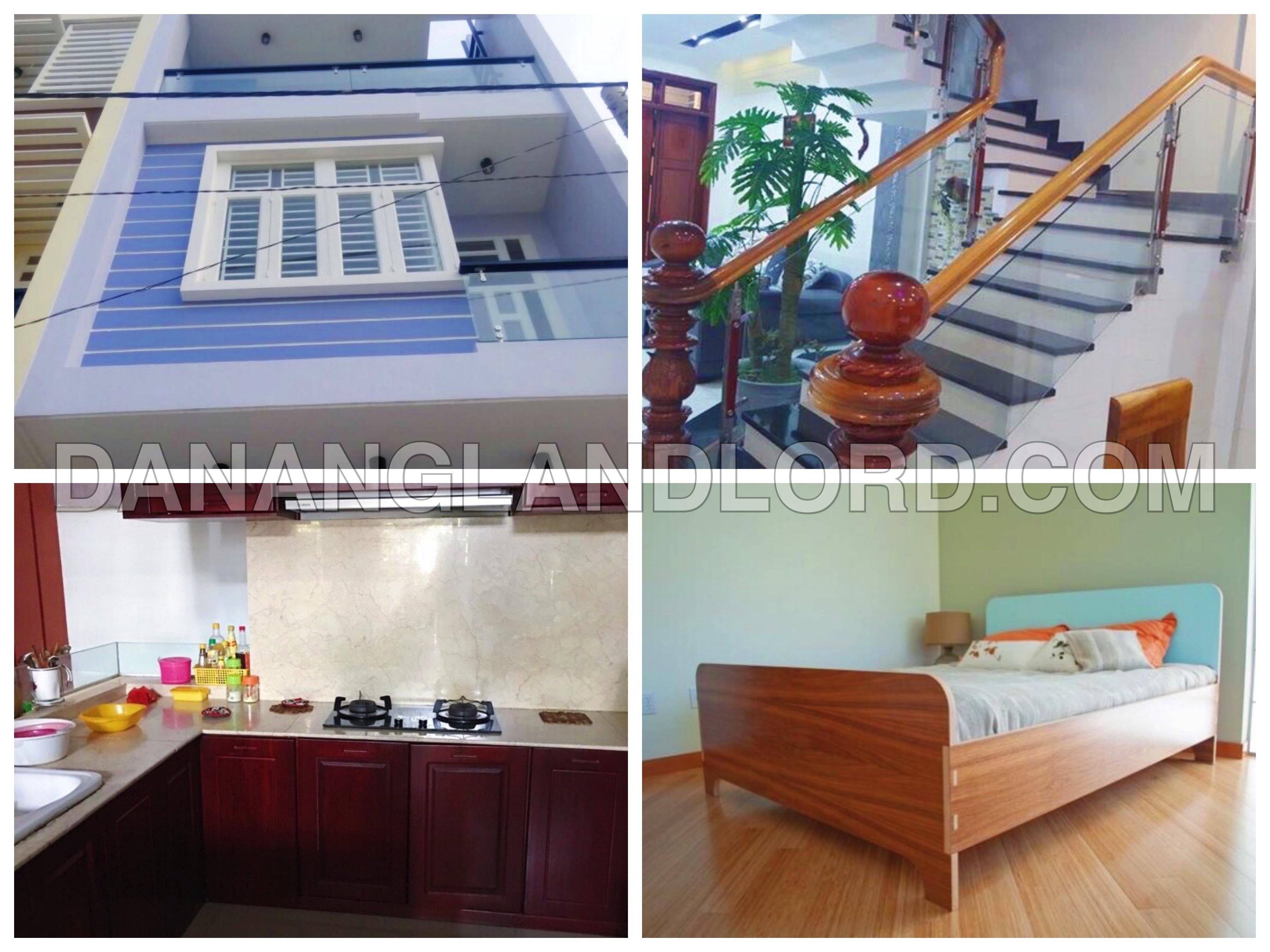 4 bedroom house near Pham Van Dong beach – 21NS