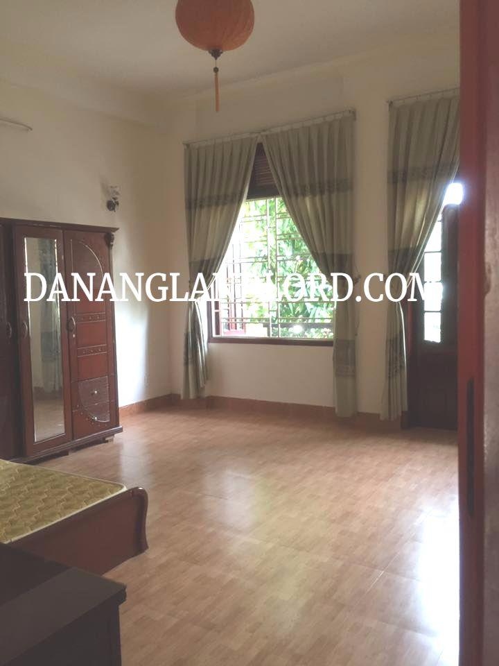 Spacious 4 bedroom house near Pham Van Dong street