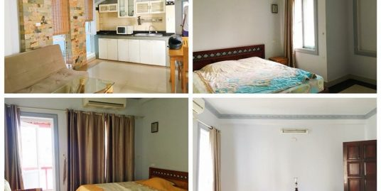 Two bedroom apartment for rent in An Thuong area, My Khe Beach – DJ1G