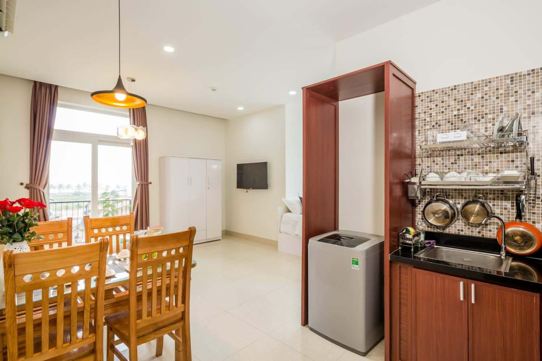 Studio apartment cheap price An Thuong – A121