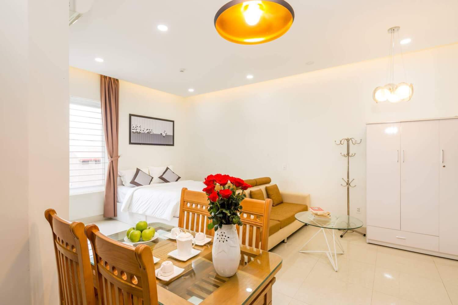 Studio apartment cheap price An Thuong – A196