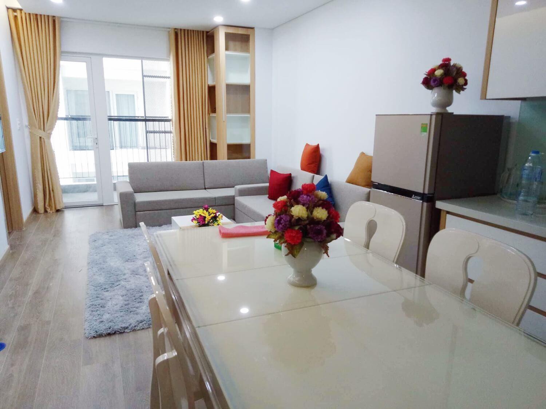 Luxury 2 bedroom apartment for rent near Han bridge, sea view – FH18