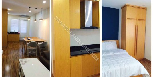 Beautiful 2 bedrooms apartment in Muong Thanh Luxury – MT14