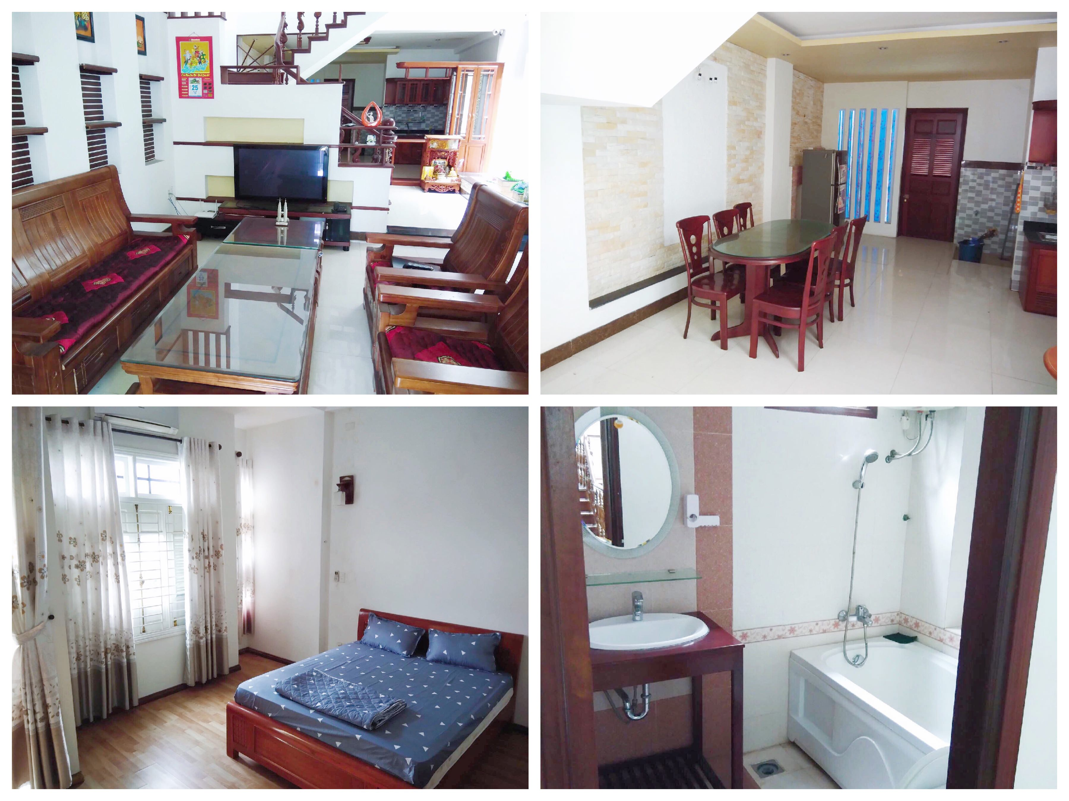 Nice 3 bedroom house close to Tran Thi Ly Bridge