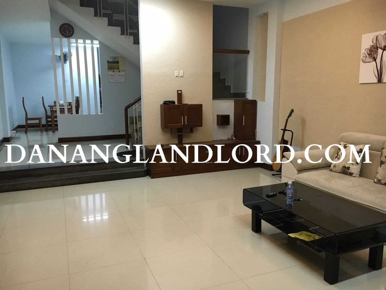 The modern three floor house close to Tran Hung Dao street  – NH62