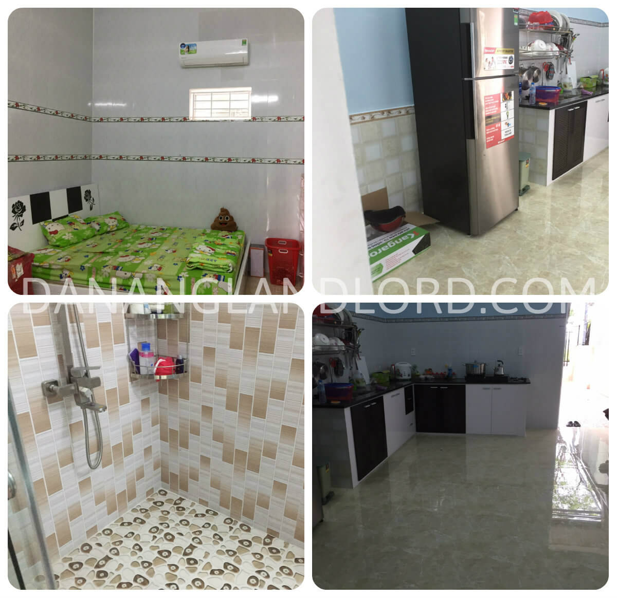 1 bedroom house for rent, close to Han River –  DK85